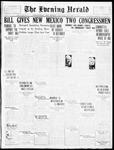 The Evening Herald (Albuquerque, N.M.), 01-06-1921