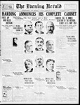 The Evening Herald (Albuquerque, N.M.), 02-22-1921 by The Evening Herald, Inc.