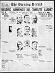 The Evening Herald (Albuquerque, N.M.), 02-22-1921