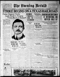 The Evening Herald (Albuquerque, N.M.), 10-22-1921 by The Evening Herald, Inc.