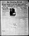 The Evening Herald (Albuquerque, N.M.), 11-12-1921 by The Evening Herald, Inc.