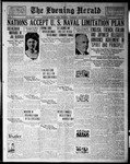 The Evening Herald (Albuquerque, N.M.), 11-15-1921 by The Evening Herald, Inc.
