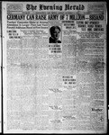 The Evening Herald (Albuquerque, N.M.), 11-21-1921 by The Evening Herald, Inc.