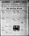 The Evening Herald (Albuquerque, N.M.), 11-25-1921 by The Evening Herald, Inc.