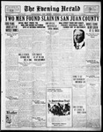 The Evening Herald (Albuquerque, N.M.), 01-11-1922 by The Evening Herald, Inc.