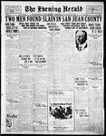 The Evening Herald (Albuquerque, N.M.), 01-11-1922