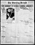 The Evening Herald (Albuquerque, N.M.), 01-21-1922 by The Evening Herald, Inc.