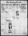 The Evening Herald (Albuquerque, N.M.), 02-01-1922
