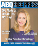 ABQ Free Press, October 22, 2014 by ABQ Free Press