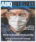 ABQ Free Press, November 5, 2014 by ABQ Free Press