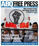 ABQ Free Press, March 11, 2015 by ABQ Free Press