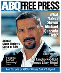 ABQ Free Press, April 8, 2015 by ABQ Free Press