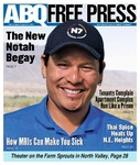 ABQ Free Press, June 17, 2015 by ABQ Free Press