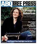 ABQ Free Press, August 12, 2015 by ABQ Free Press
