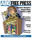 ABQ Free Press, August 26, 2015 by ABQ Free Press