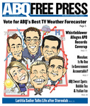 ABQ Free Press, September 9, 2015 by ABQ Free Press