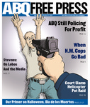 ABQ Free Press, October 21, 2015 by ABQ Free Press