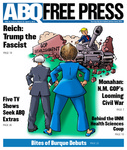 ABQ Free Press, March 23, 2016 by ABQ Free Press