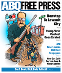 ABQ Free Press, April 6, 2016 by ABQ Free Press