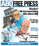 ABQ Free Press, May 4, 2016 by ABQ Free Press