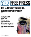 ABQ Free Press, August 24, 2016 by ABQ Free Press