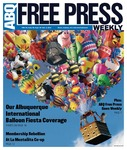 ABQ Free Press, September 28, 2016 by ABQ Free Press
