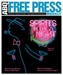 ABQ Free Press, November 16, 2016 by ABQ Free Press