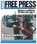 ABQ Free Press, February 22, 2017 by ABQ Free Press