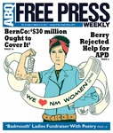ABQ Free Press, March 8, 2017 by ABQ Free Press