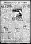 Albuquerque Morning Journal, 10-01-1922 by Journal Publishing Company