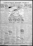 Albuquerque Morning Journal, 10-08-1922 by Journal Publishing Company