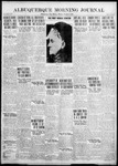 Albuquerque Morning Journal, 10-09-1922 by Journal Publishing Company