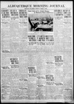Albuquerque Morning Journal, 10-11-1922 by Journal Publishing Company
