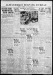 Albuquerque Morning Journal, 10-20-1922 by Journal Publishing Company