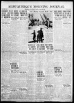 Albuquerque Morning Journal, 10-22-1922 by Journal Publishing Company