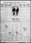 Albuquerque Morning Journal, 10-23-1922 by Journal Publishing Company