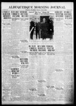 Albuquerque Morning Journal, 10-26-1922 by Journal Publishing Company