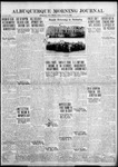 Albuquerque Morning Journal, 10-27-1922 by Journal Publishing Company