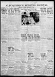 Albuquerque Morning Journal, 10-31-1922 by Journal Publishing Company