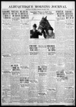 Albuquerque Morning Journal, 11-01-1922 by Journal Publishing Company