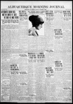 Albuquerque Morning Journal, 11-04-1922 by Journal Publishing Company