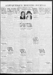 Albuquerque Morning Journal, 11-12-1922 by Journal Publishing Company