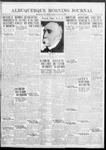 Albuquerque Morning Journal, 11-19-1922 by Journal Publishing Company