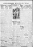 Albuquerque Morning Journal, 11-23-1922 by Journal Publishing Company