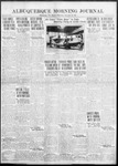 Albuquerque Morning Journal, 11-29-1922 by Journal Publishing Company
