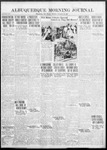 Albuquerque Morning Journal, 11-30-1922 by Journal Publishing Company