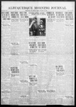 Albuquerque Morning Journal, 12-24-1922 by Journal Publishing Company