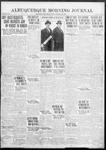Albuquerque Morning Journal, 12-29-1922 by Journal Publishing Company