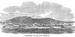 12 Sketch of Albuquerque 1853 by Nancy Brown-Martinez