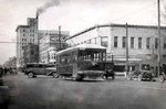 30 Albuquerque Streetcar 1920s by Nancy Brown-Martinez